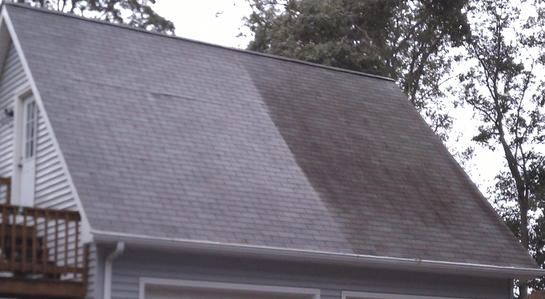 Roof Washing – Cleaning Roof Shingles